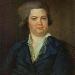 Портрет Артемия Ивановича Воронцова: Дмитрий Левитский