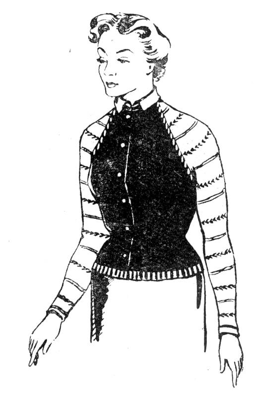 ...для девочки 12 - 14 лет. вязание мужского свитера с рукавом реглан.
