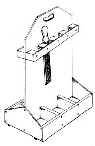 Подставка под инструмент