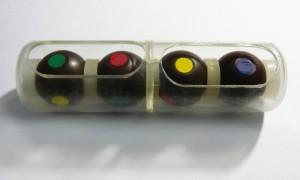 Головоломка Четыре цвета (Волшебные шарики)