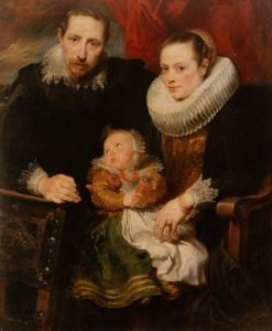 Семейный портрет: Антонис Ван Дейк