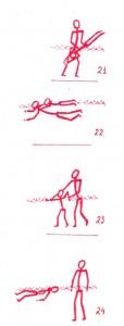 Как рыба в воде: упражнения