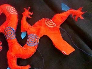 Мягкая игрушка. Китайский Дракончик своими руками