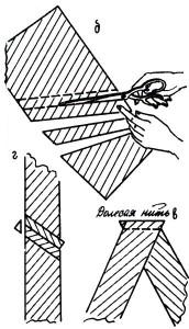 Школа шитья: рулик