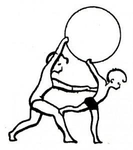 Зарядка для первоклассника, У первоклассника физкультпауза