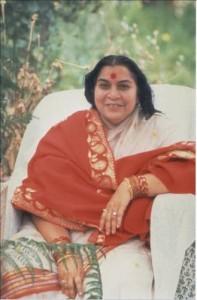 Основательница Сахаджа йоги