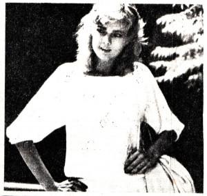 Вязание спицами, летний пуловер