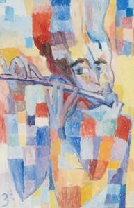 Флейтист, Юрий Кузнецов