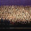 Детский хор России, Валерий Гергиев и симфонический оркестр Мариинского театра. Концерт